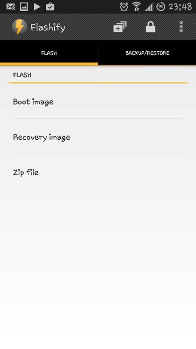 Get TWRP 3 0 x Custom Recovery In An Android device