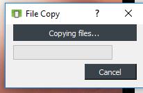 files-copying