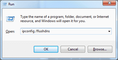 Flush and Reset the DNS Cache in Windows 10