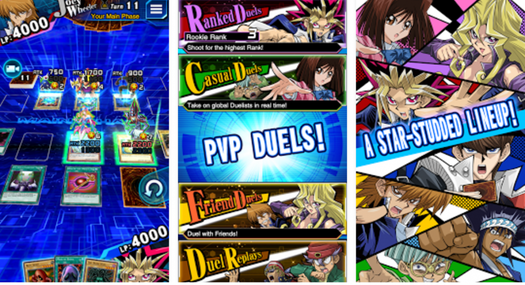 download yu gi oh duel links for pc  windows and mac