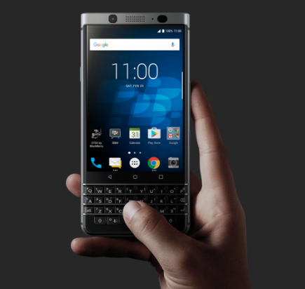 TCL to launch two more BlackBerry smartphones this year