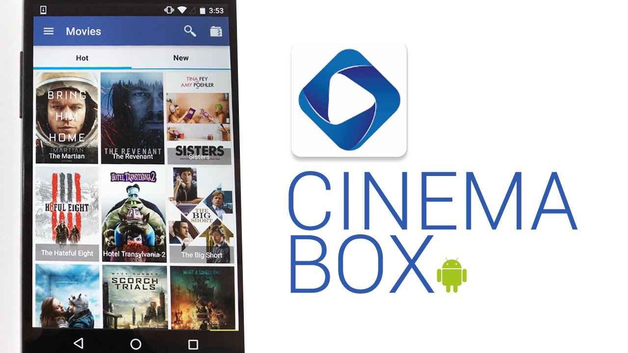 Cinema Box for PC - Cinema Box APK Free