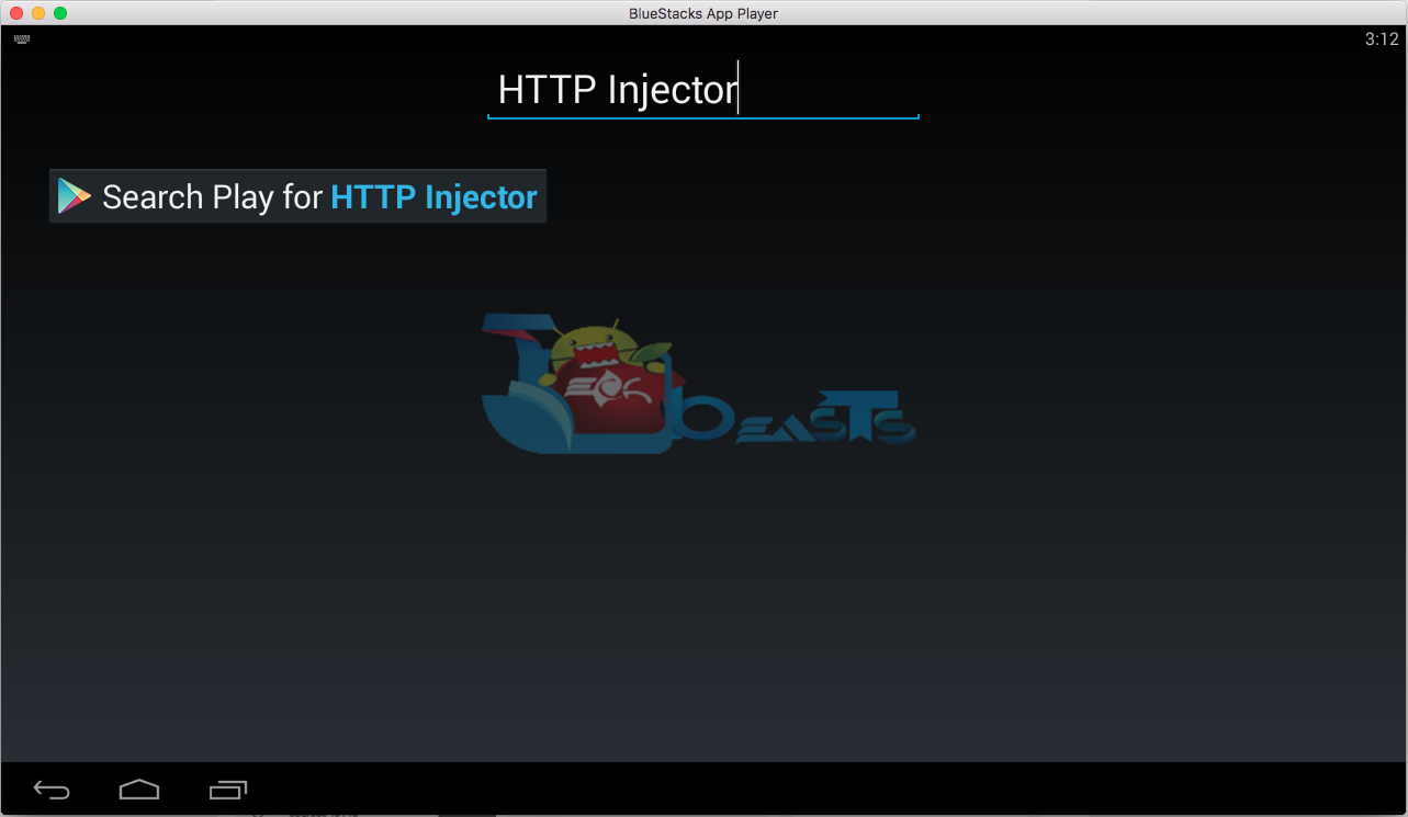HTTP Injector for PC