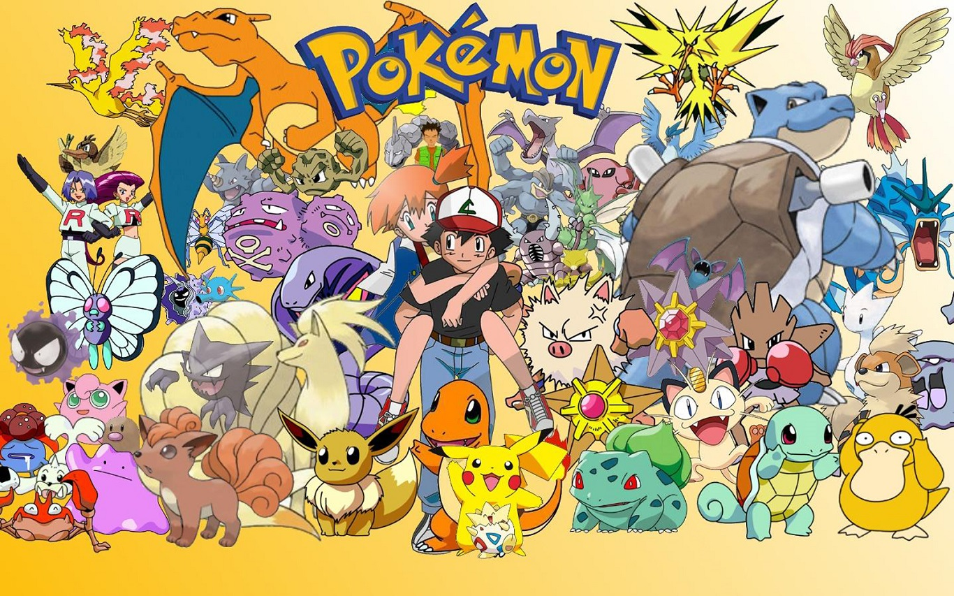 Pokemon Wallpaper 20