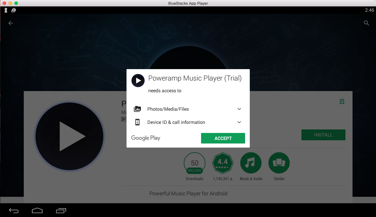 Poweramp PC