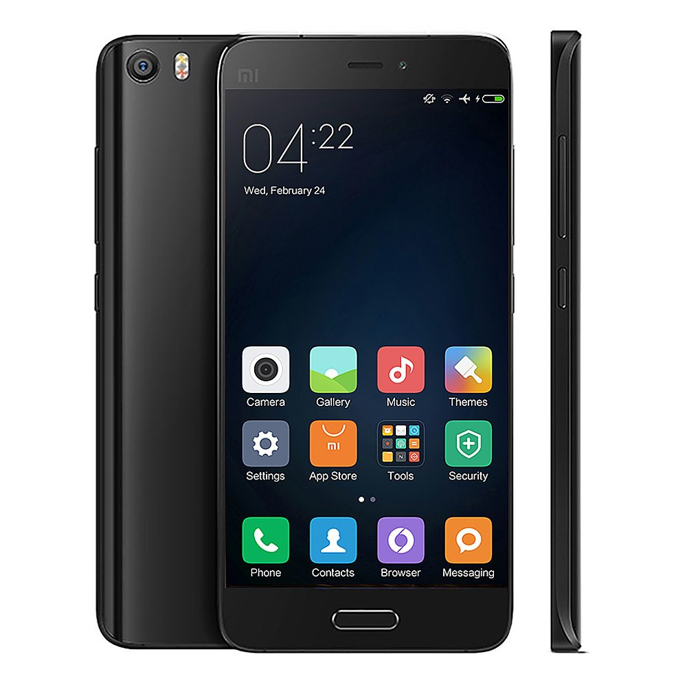 Install TWRP and Root Xiaomi Mi5