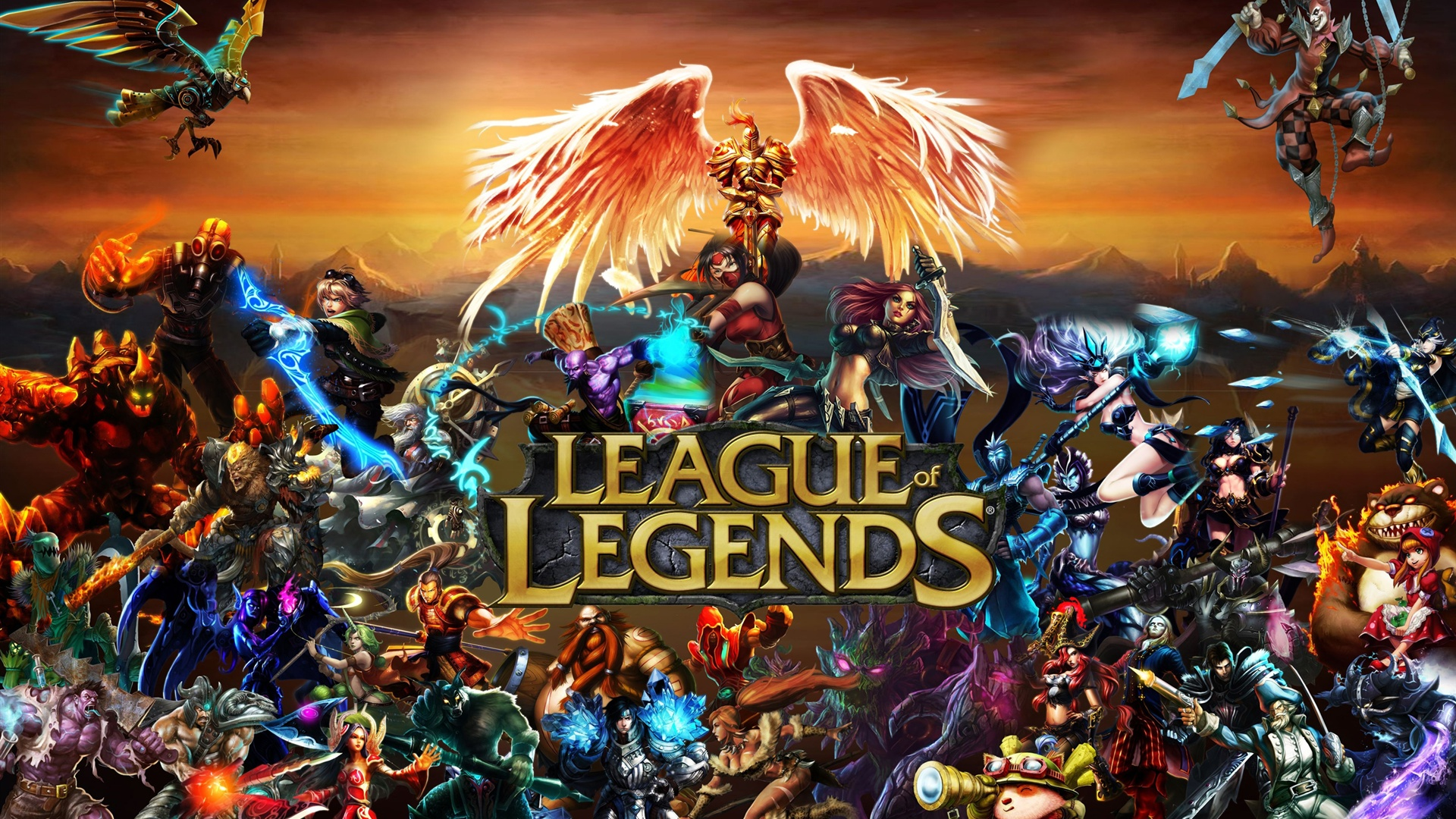 League Of Legends Hd Wallpapers Backgrounds Images