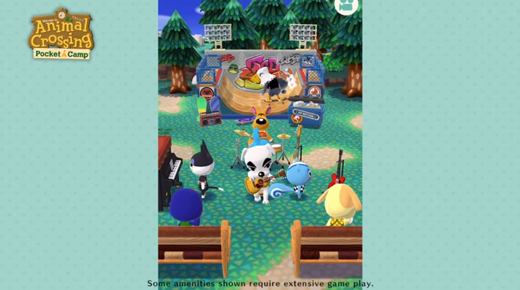 Animal Crossing Pocket Camp for PC