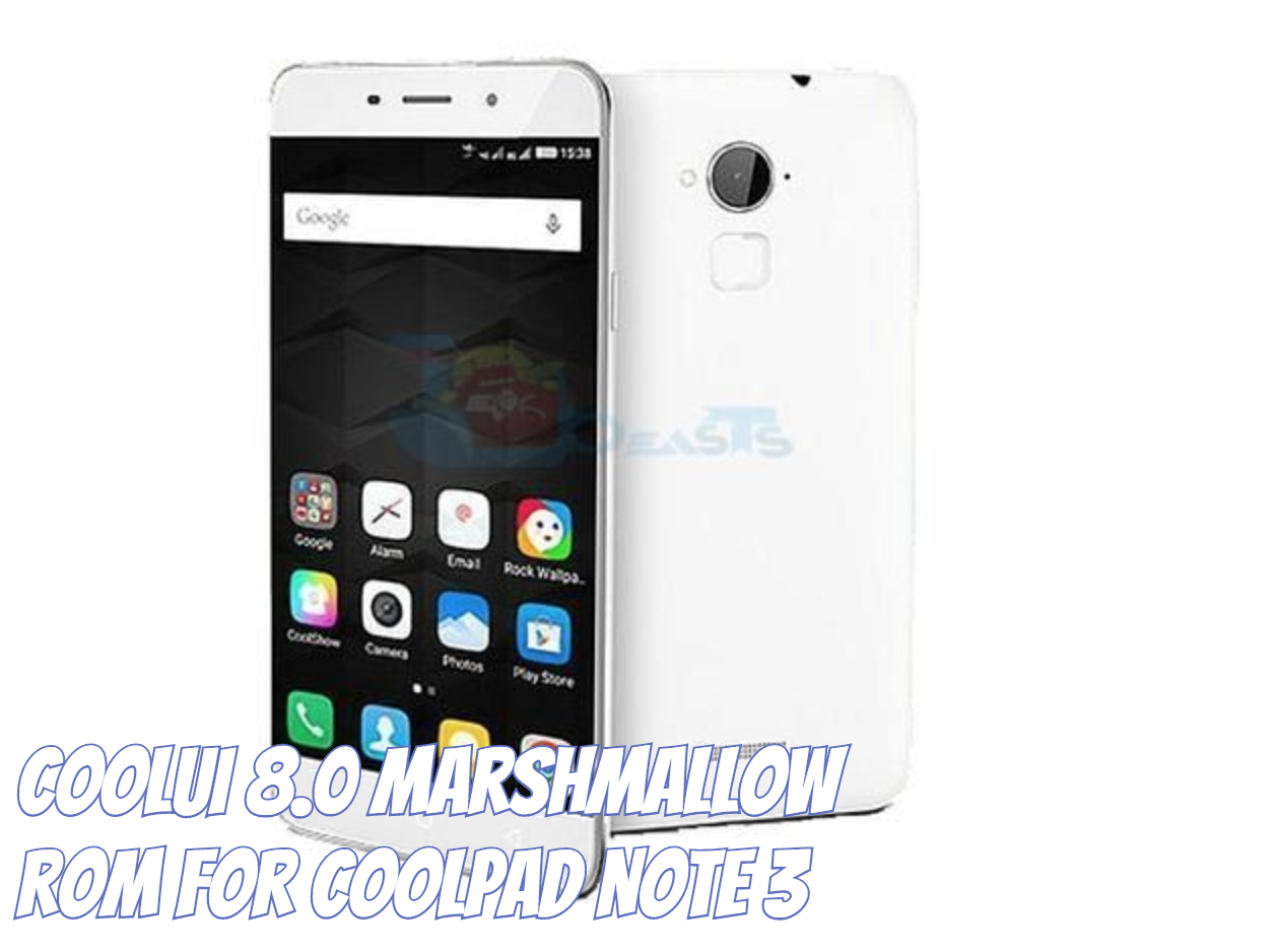 coolpad note 3 marshmallow update