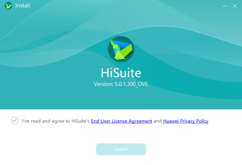 Download Huawei HiSuite - Android Smart Device Manager