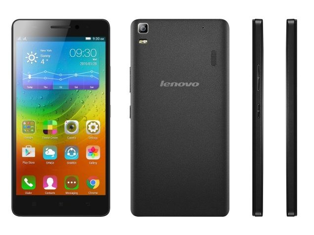 Update Lenovo K3 Note to Android Marshmallow