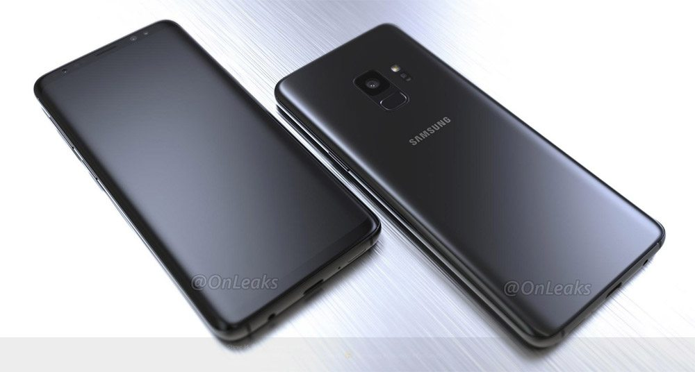 This is the closest look at the Galaxy S9 that you're ever going to get thus far