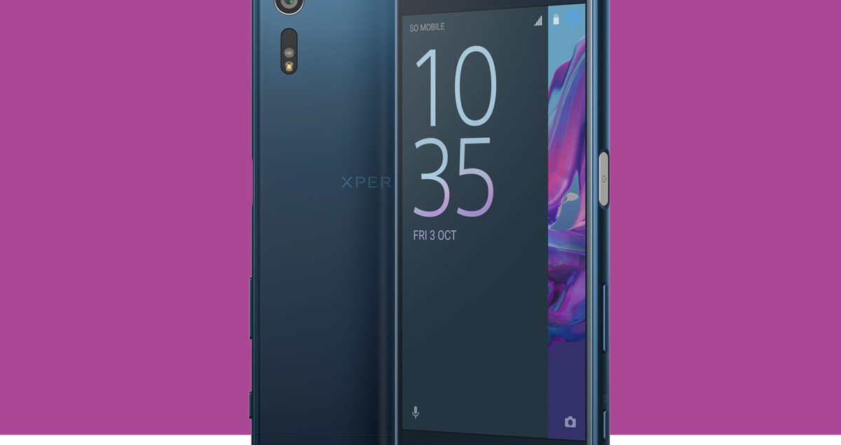 Sony Xperia XZ2 render is a bezel-less beauty that will make Mi MIX 2 users quite jealous