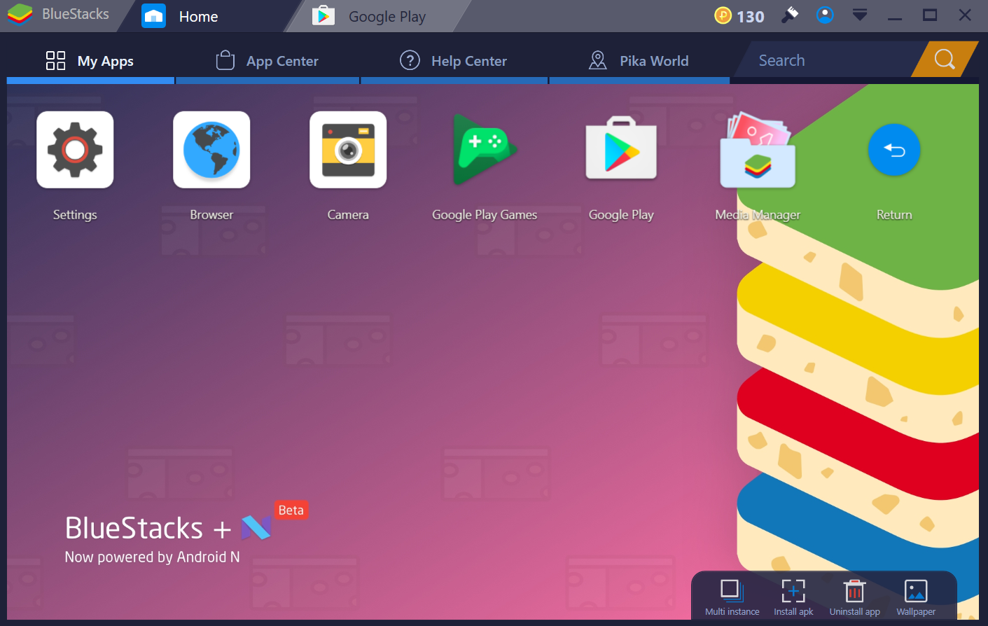 BlueStacks N
