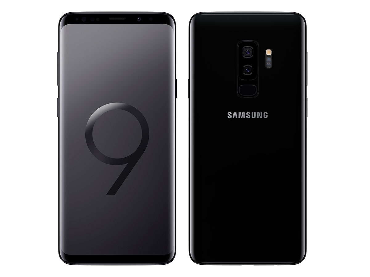 Galaxy S9 or S9 Plus Not registered on network error