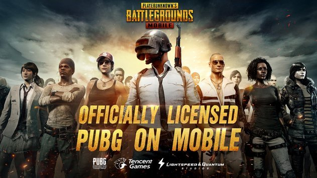 PUBG Mobile Chinese