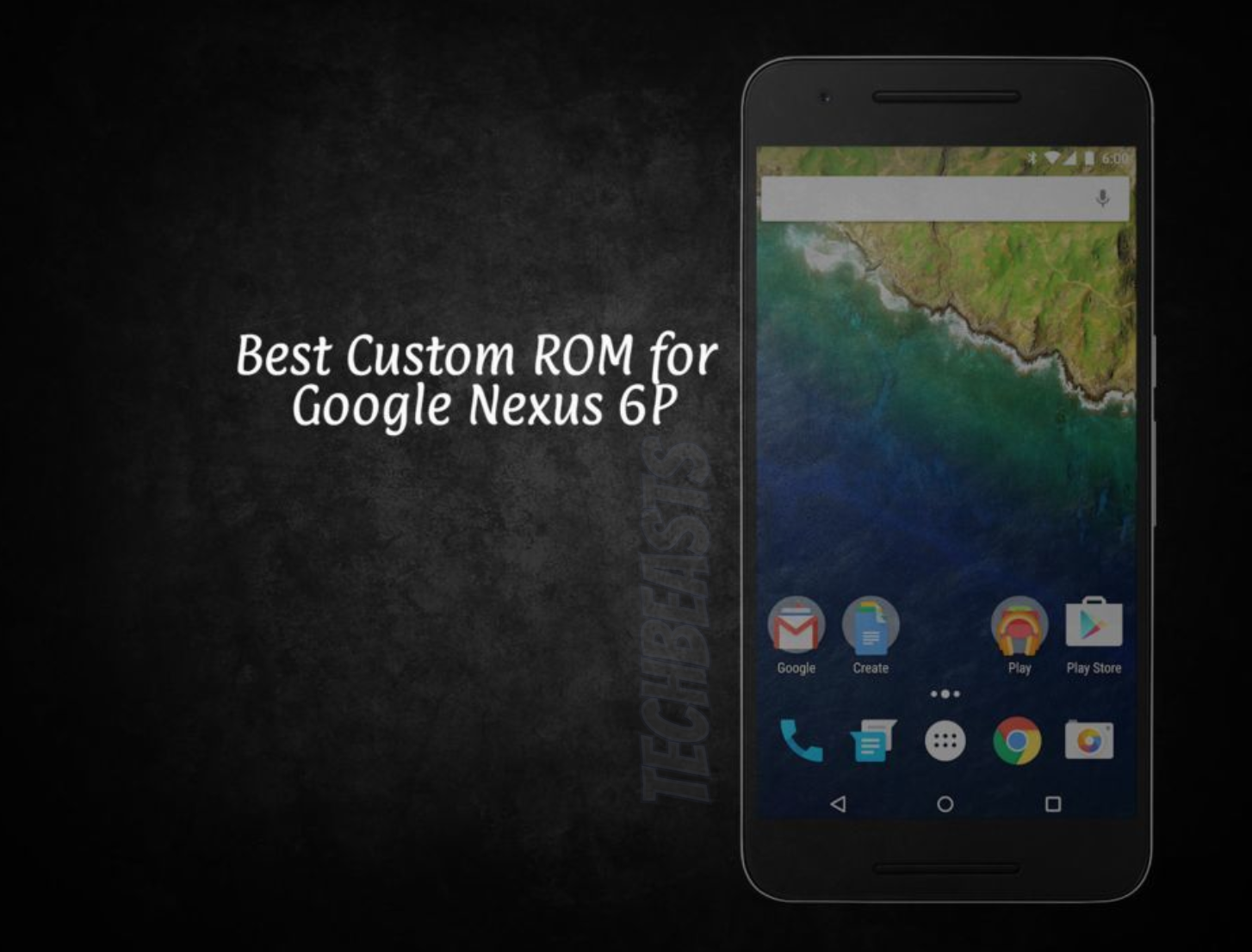 Custom ROM for Google Nexus 6P