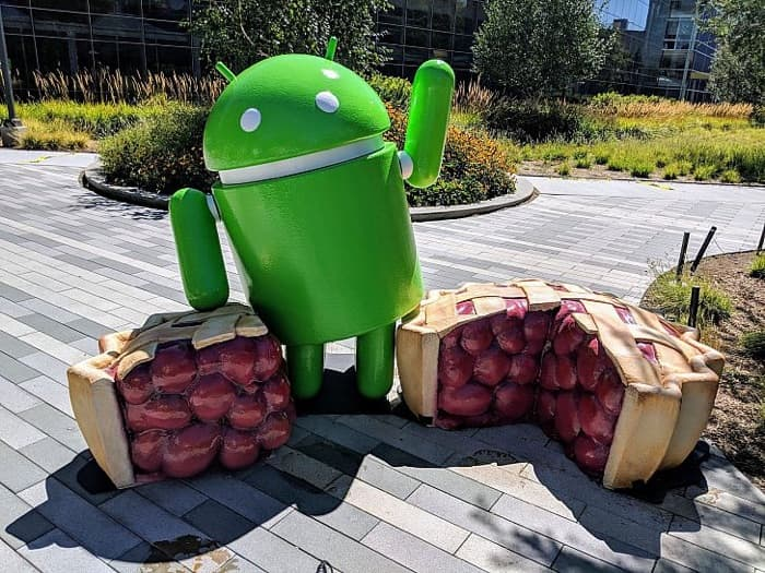 Google Gapps for Android 9.0 Pie