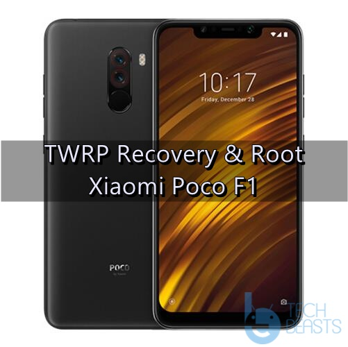 Install TWRP & Root Xiaomi Poco F1
