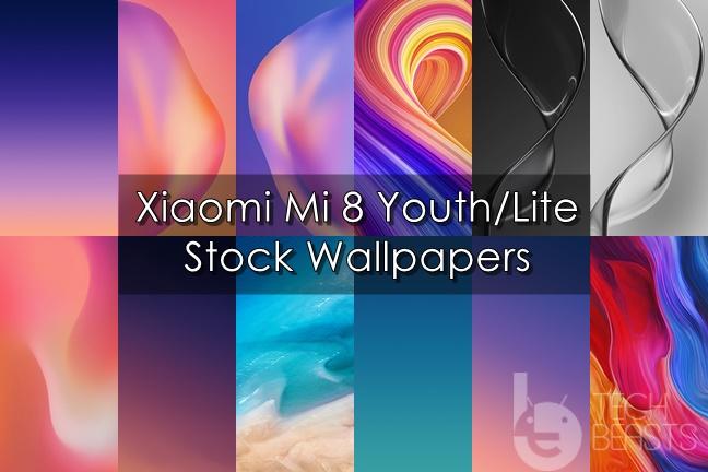 Xiaomi Mi 8 Wallpaper: Download Xiaomi Mi 8 Youth Stock Wallpapers