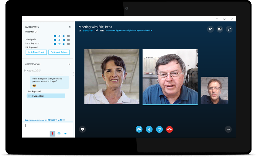 Video Call Recording feature