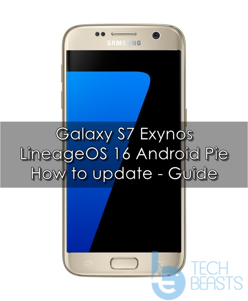 Download Galaxy S7 Android Pie