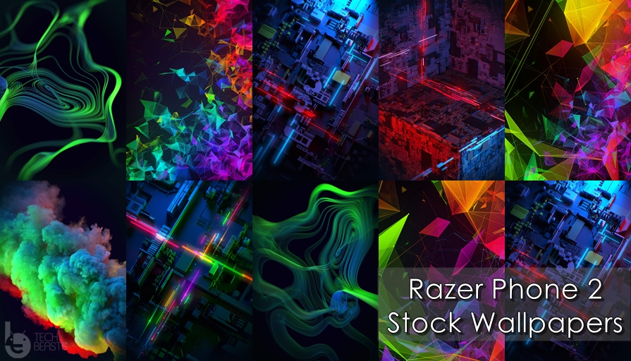 Download Razer Phone 2 Stock Wallpapers Techbeasts