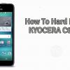 Hard Reset KYOCERA C6745