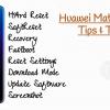 Huawei Mate 20 Pro Tips