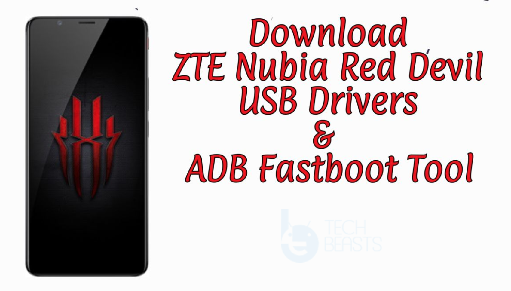 ZTE Nubia Red Devil Stock Wallpapers: Download ZTE Nubia Red Devil USB Drivers And ADB Fastboot