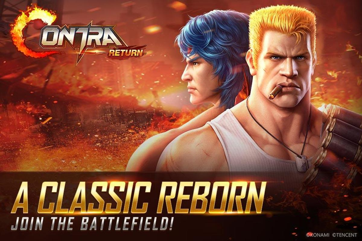 Garena Contra Return for PC