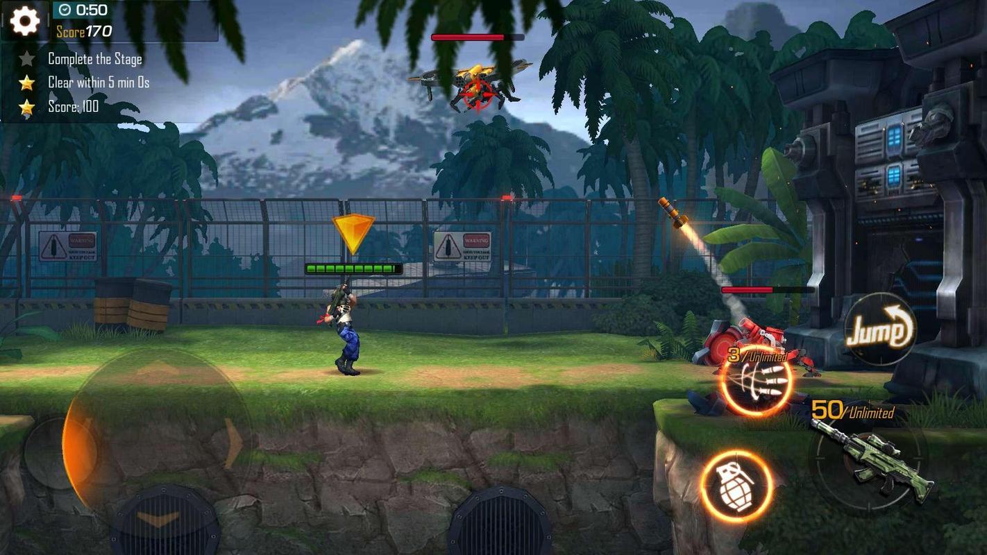 Garena Contra Return for PC