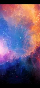 Galaxy A8s Stock Wallpaper