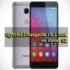 Install Official LineageOS 15.1 ROM on Honor 5X