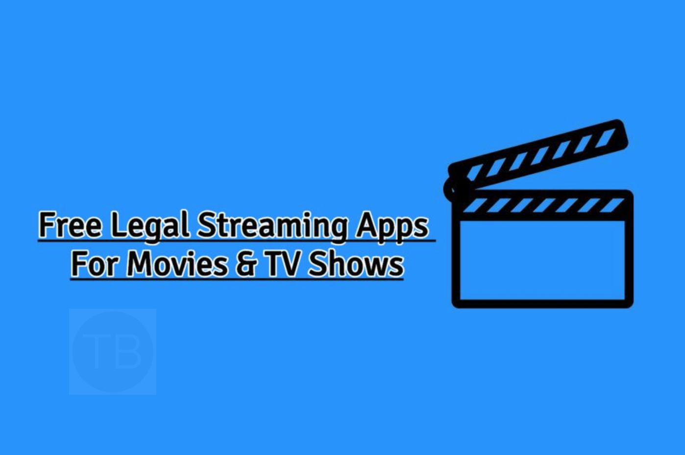 Streaming Apps For Movies