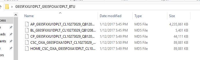 Firmware Files