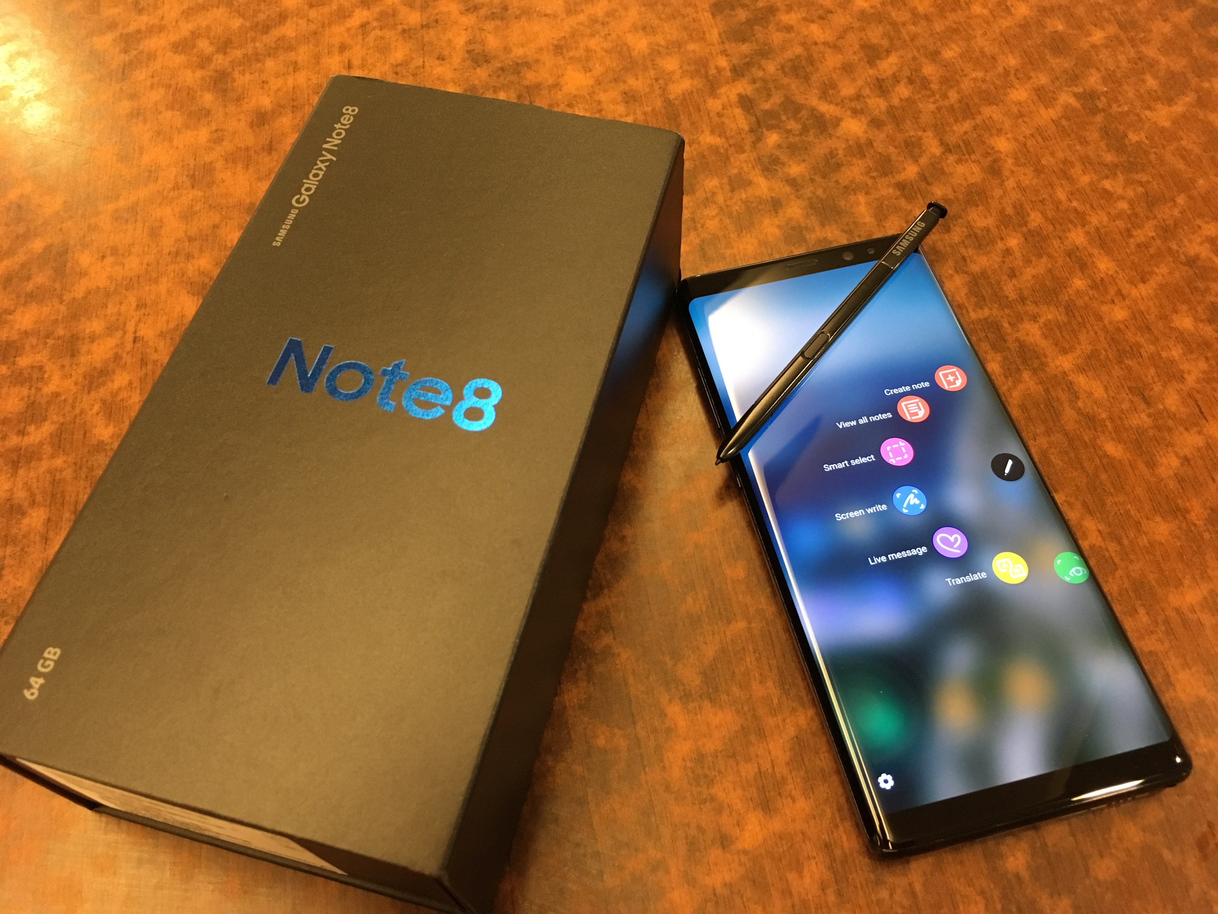Root Galaxy Note 8 on Android Pie