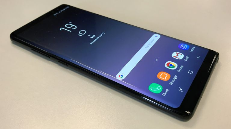 Galaxy Note 8 Problems After Android Pie Update