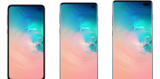 Galaxy S10E, S10, and S10 Plus Model Numbers