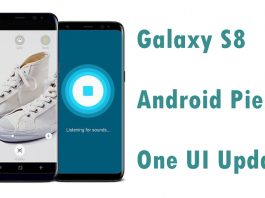 galaxy s8 to android pie firmware via odin
