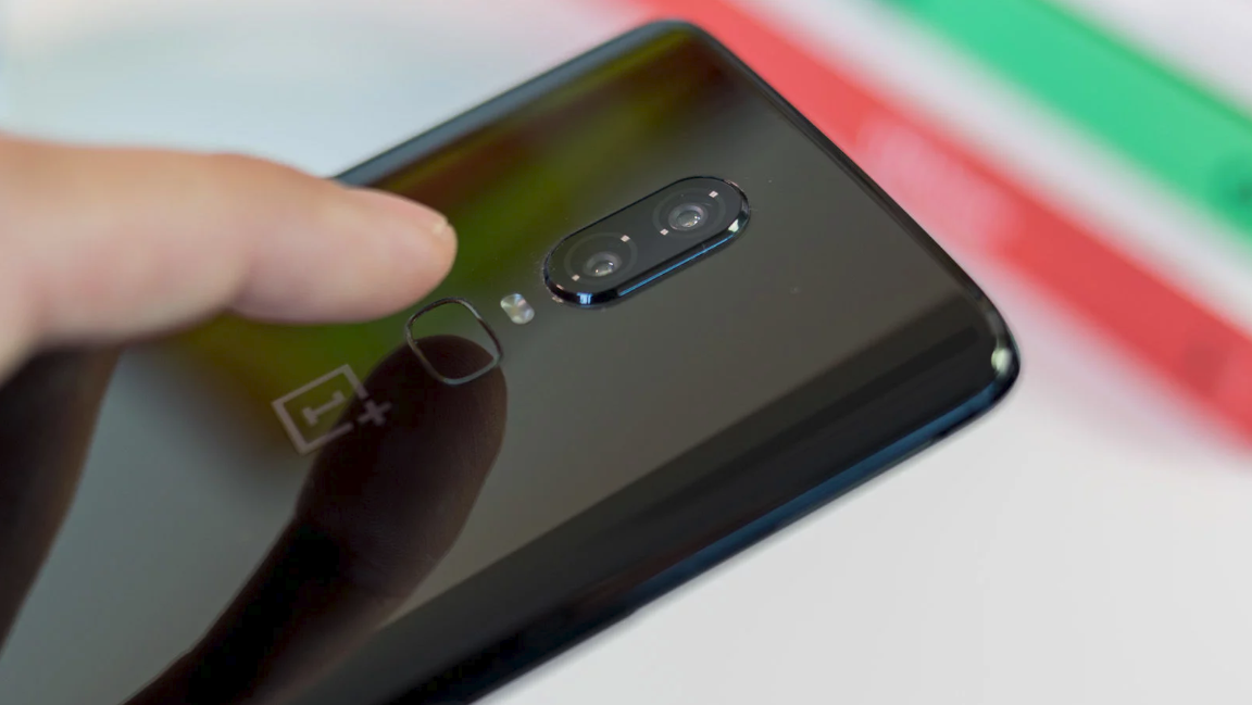 OnePlus 6 Fingerprint Scanner
