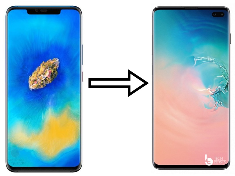 Transfer Data from Android Phone to Galaxy S10