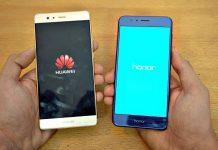 Huawei & Honor phones