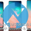 Install TWRP Recovery on Galaxy S10