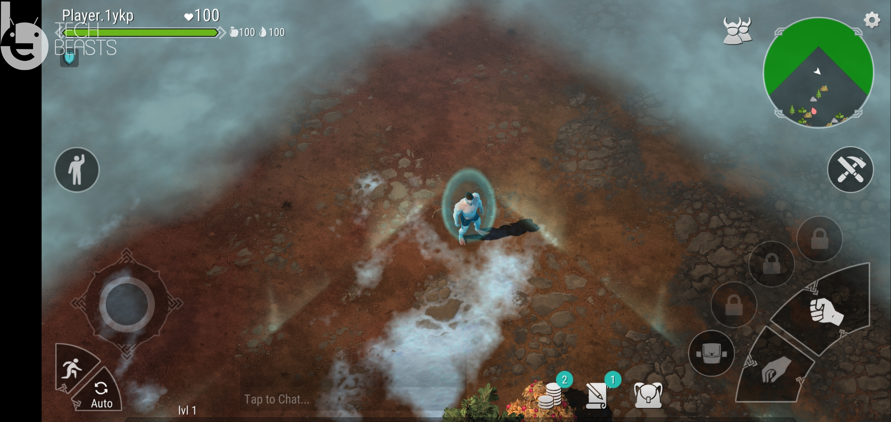 Frostborn Android APK