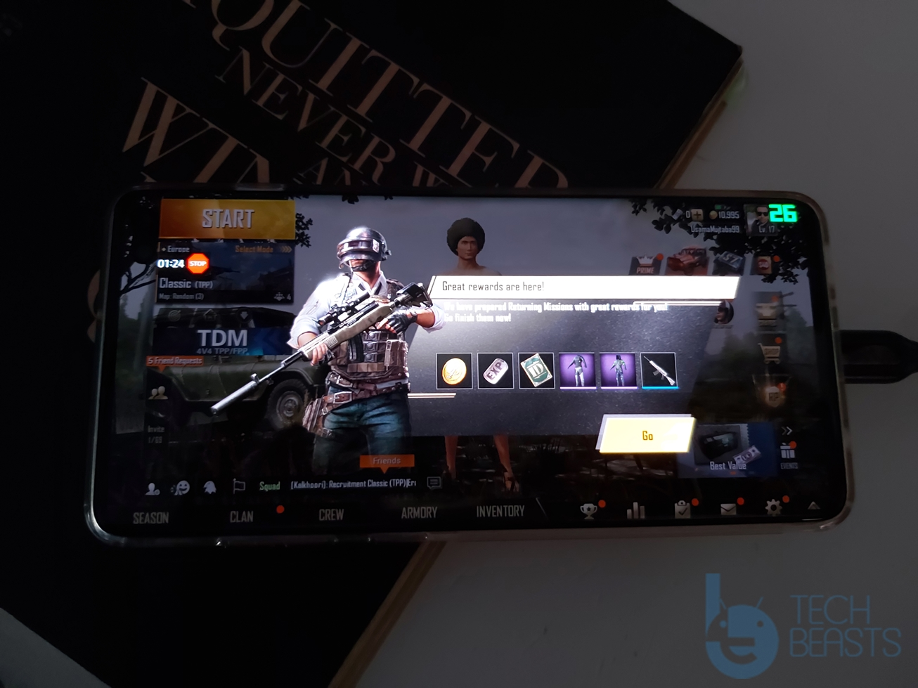 Android FPS Meter