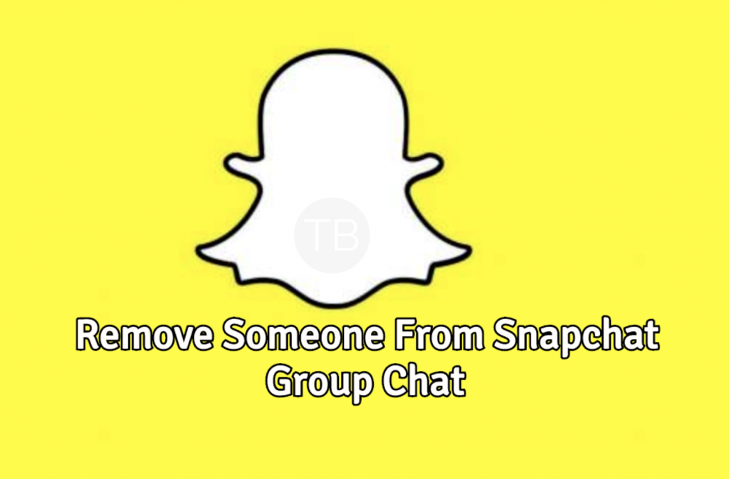 Remove Someone From Snapchat Group Chat