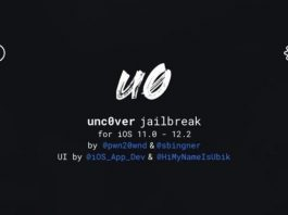 Unc0ver 3.6.x IPA