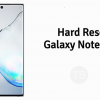 Hard Reset Galaxy Note 10 Plus