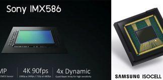 Sony IMX586 vs Samsung GM1
